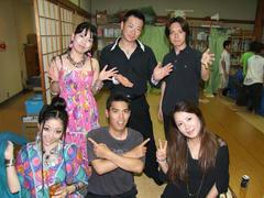 今回、西仲さんのステージで出演したメンバー全員!