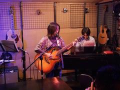Toimo さんと、ほぼぶっつけ本番での演奏!