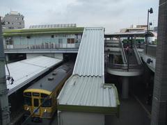西武池袋線の大泉学園駅を出発…