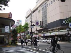 福島の街並みも、普段通りに見えます