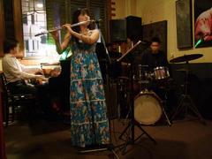 沖縄で、このトリオの演奏は初!