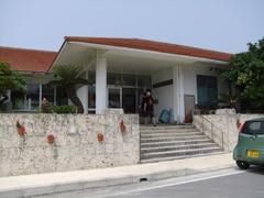 なんて沖縄らしい公民館!