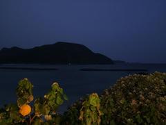 川井ダイビングから見た海の風景