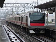 いつの間に京葉線の主力になっていたE233系
