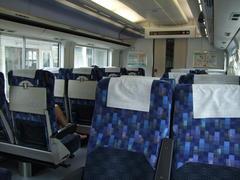 豪華な普通列車を堪能♪