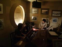 調律し立てのピアノで♪
