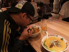一応、北海道味噌ラーメンは食しておきます!