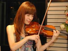 バイオリンという楽器は、Kuro でも唯一のものです