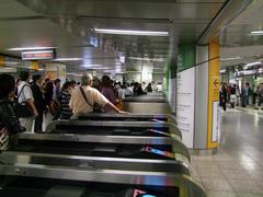 池袋駅でのJR各線は、軒並みストップ