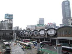 現在の東横線渋谷駅…あと1年半程で見納め!?