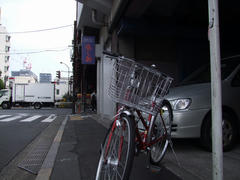 高円寺のスタジオ、壱ノ助に到着!