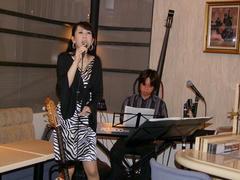 赤坂 Kuro 以外では、久し振りの共演!