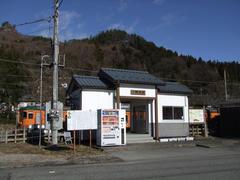 無人駅の郷原駅ですが、岩櫃山登山の起点駅でもあり、訪れる人は結構多いのだとか…