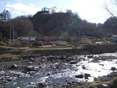 大前駅付近の風景