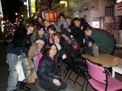 この時点で深夜2:00過ぎ…。新宿2丁目付近(笑)
