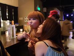 のんきちさんと彬子さんは仲良しです(笑)