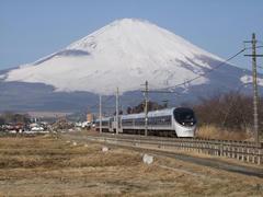 "JR東海371系""あさぎり""2号"