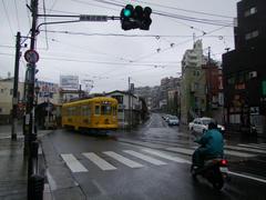 坂の多い長崎市内の様子が分かりますね