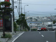 沖縄の特徴として、起伏の多い街並み…というのもあるかもしれません
