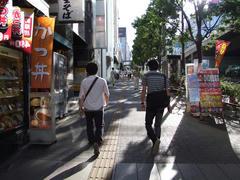 そして渋谷へ…