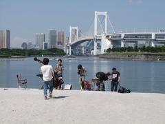 東京では有名な場所ですな(笑)
