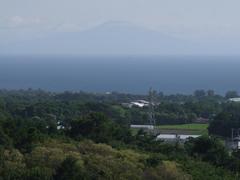 内浦湾越しには、大沼岳も望めました!
