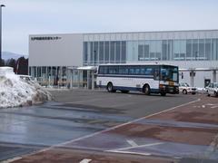 今回の旅では、貴重な貴重な路線バス