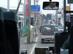 十和田市内では渋滞も…