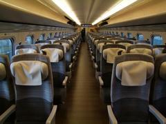 今回のE5系は指定席利用