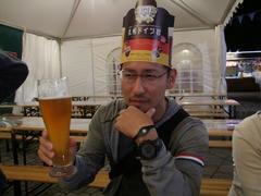 ドイツ村の王様ですね!