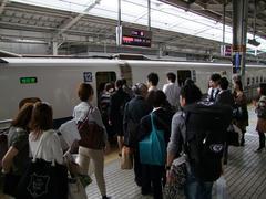 一路、東京へ!