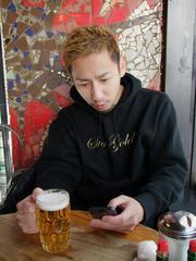 やはりビール!