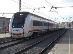 レンフェと呼ばれるスペイン国鉄