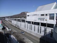 新幹線が開通して印象が変わった軽井沢駅