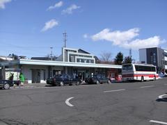 東京行きの高速バスも発着している御代田駅