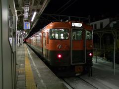 """軽井沢駅にて、169系も含めた今回の""""さんぽ""""は終了!"""