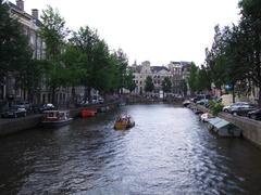 運河は頻繁に見掛けます