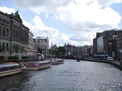 運河の大きさは様々