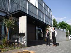 会場は、名古屋の新栄付近にある、モノリスにて