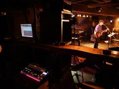 レコーディング機材を持ち込んで、本格的なライブレコーディング!