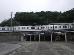 駅前が広くなった東武竹沢駅