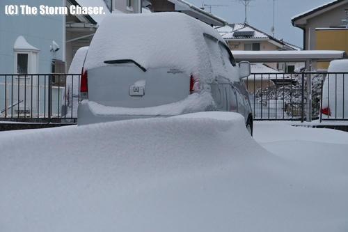 関東の大雪