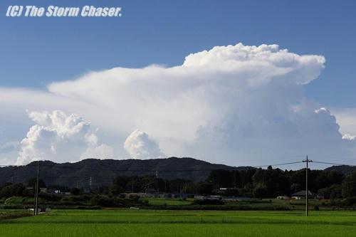 かなとこ雲