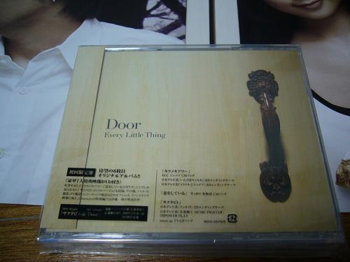 ELTのニューアルバム『Door』をフラゲ!