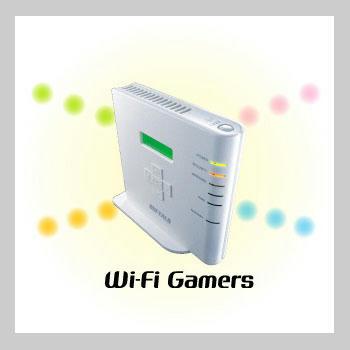Wi-Fi Gamers