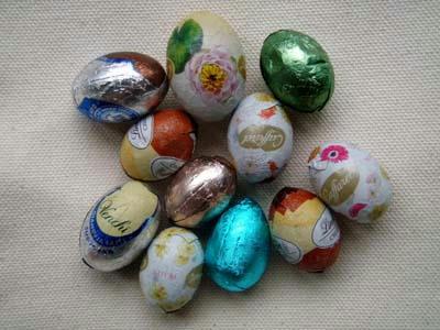 きれいな卵