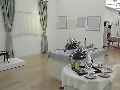 ハーダンガー展示会3