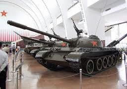 湾岸戦争,中国製,69式戦車,六九式戦車,T-55,中国軍,イラク軍,戦車,ロシア戦車