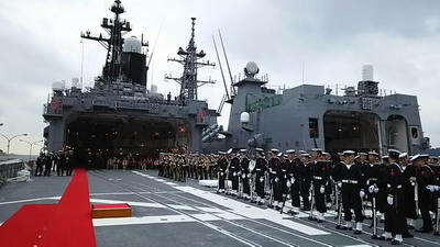 観艦式,2015,海上自衛隊,24DDH,新型護衛艦,いずも級,韓国軍,護衛艦,自衛隊観艦式,LCAC,ミサイル艇,横須賀,