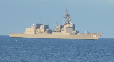 米空母,南シナ海,合同演習,共同パトロール,海上自衛隊,艦艇,セオドアルーズベルト,護衛艦,ふゆづき,